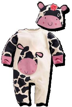 Βρεφικό φορμάκι Αγελαδίτσα