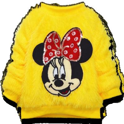 Βρεφικό παιδικό πουλόβερ Μίνι Μάους