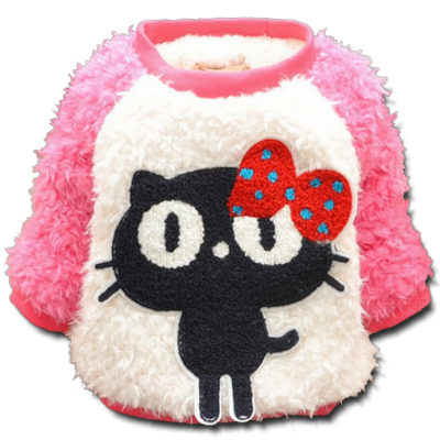 Βρεφικό παιδικό πουλόβερ γατούλα