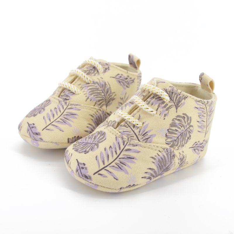 Βρεφικά παπούτσια αγκαλιάς κρεμ