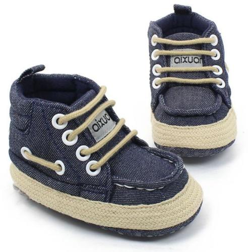 Βρεφικά παπούτσια αγκαλιάς ανθρακί
