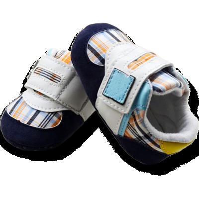 Βρεφικά παπούτσια αγκαλιάς μπλε