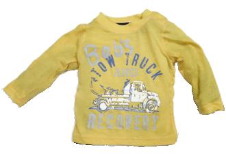 Βρεφικό παιδικό σετ παντελόνι με 2 μπλουζάκια