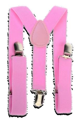 Βρεφικές παιδικές τιράντες ροζ