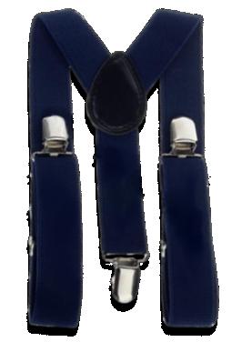 Βρεφικές παιδικές τιράντες μπλε σκούρο