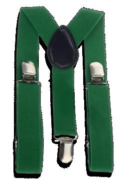 Βρεφική παιδική τιράντα πράσινη