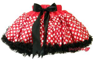 Βρεφική παιδική φούστα τουτού Μίνι Μάους