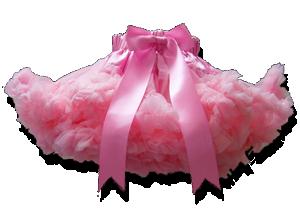 Βρεφική φούστα τουτού ροζ