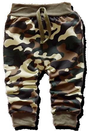Βρεφικό παντελόνι παραλλαγής