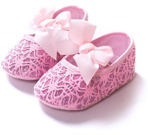 Βρεφικές μπαρέτες ροζ φούξια