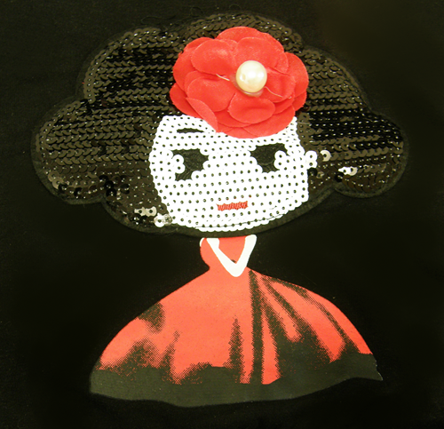 Σετ βρεφικό παιδικό από μπλουζάκι και φούστα
