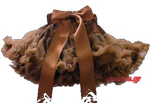 Βρεφική παιδική φούστα τουτού